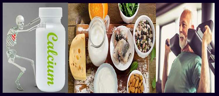 how to increase calcium in body naturally