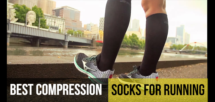 Best compression socks for running