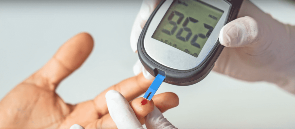 How to bring blood sugar down if over 400