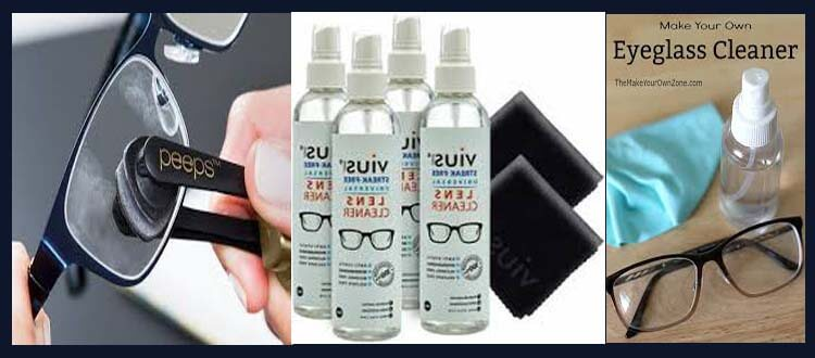 best eyeglass cleaner