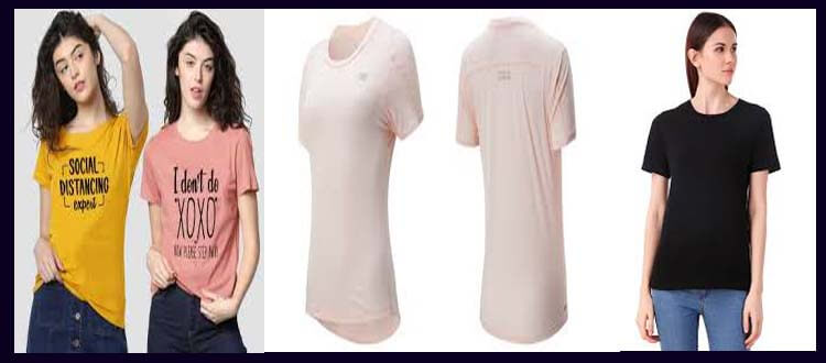 best t shirts for women